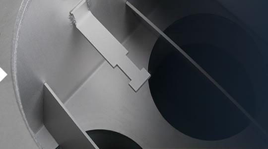 精密板金加工製品事例イメージ